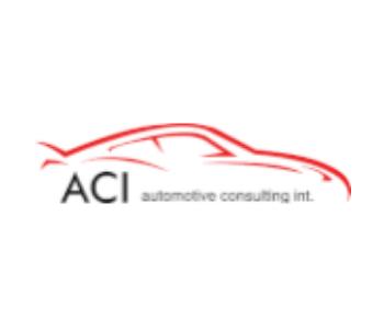 ACI automotive consulting int. Logo - VMI-Mitglied