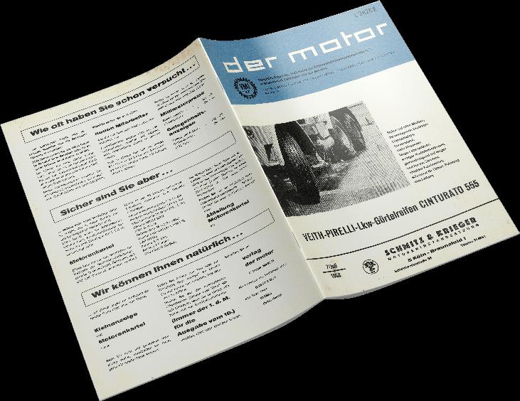 VMI motor Magazin